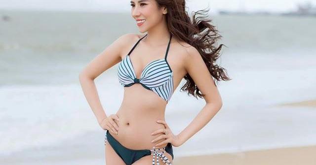 Hoa hậu Nha Trang có phẫu thuật thẩm mỹ thay đổi cấu trúc cơ thể?
