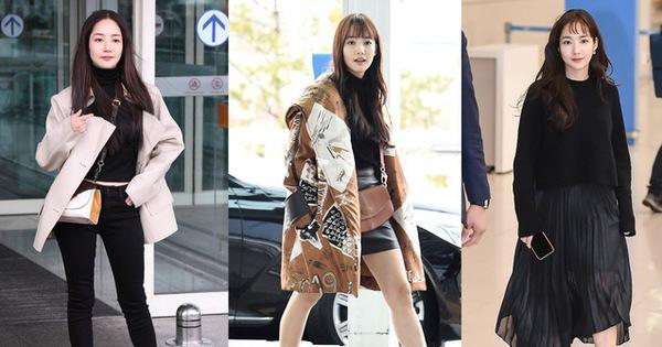 Nhờ áp dụng một chiêu bài mà style sân bay của Park Min Young cứ ngày một sang xịn, bạn học theo là dứt khoát lên đời phong cách