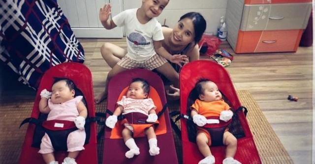 Sau sinh mổ lại mang thai 3, vợ chồng Hà Tĩnh quyết đặt cược với ông trời để giữ con