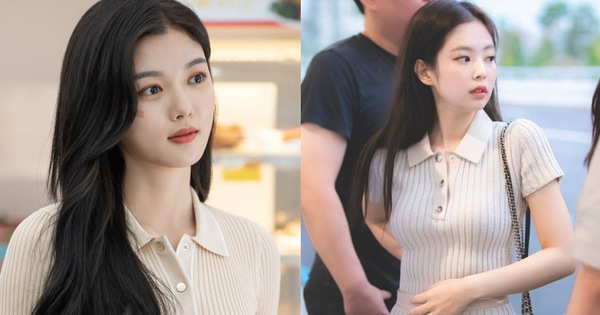 Từ sao nhí lột xác thành mỹ nhân, Kim Yoo Jung còn gây choáng khi sexy lấn át cả Jennie khi đụng hàng