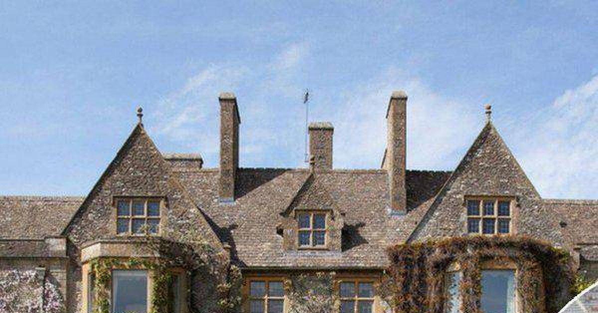 Choáng ngợp với biệt thự cổ điển trị giá 27 triệu bảng nơi gia đình David Beckham tự cách ly