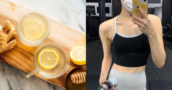 4 đồ uống mùa lạnh giúp giảm mỡ bụng vi diệu, đến Hè năm sau là chị em tự tin diện đồ hở khoe dáng thon