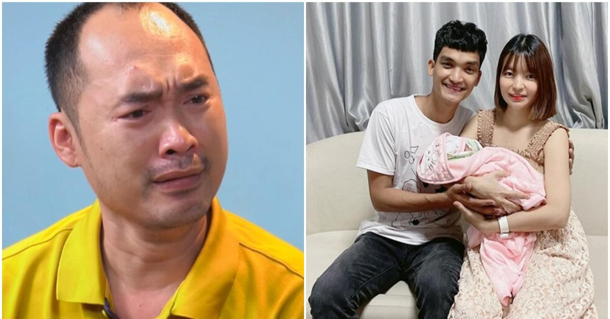"""Đưa vợ đi đẻ: Tiến Luật ám ảnh không dám sinh tiếp, Mạc Văn Khoa thấy """"nhục"""" vì khóc nhiều"""