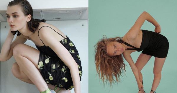 """Dân tình khó mà chọn được đồ với cách tạo dáng """"quằn quại"""" của người mẫu quảng cáo Zara"""