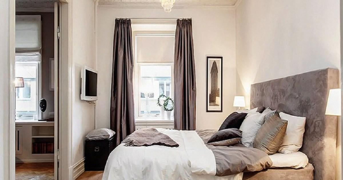 Đặt vị trí giường ngủ như thế này vợ chồng dễ bất hòa, cẩn thận vận đen gõ cửa