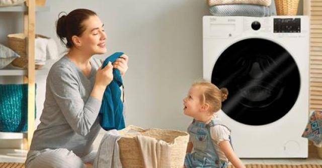 Bí kíp giặt quần áo không nhăn là chọn đúng máy giặt