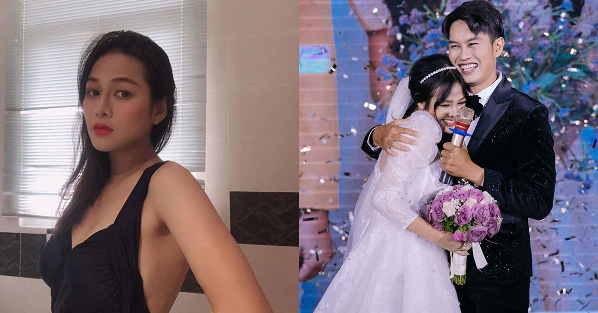 Hotgirl làng hài Trà Ngọc kể chuyện phát hiện có bầu sau mối tình chênh 7 tuổi với Hạo Nhiên