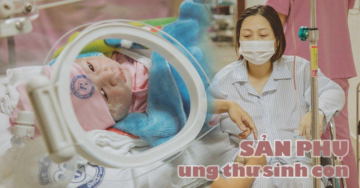 """Cô giáo Hà Nội phát hiện ung thư khi mang thai 37 tuần, em bé ra đời rất """"hiểu chuyện"""""""