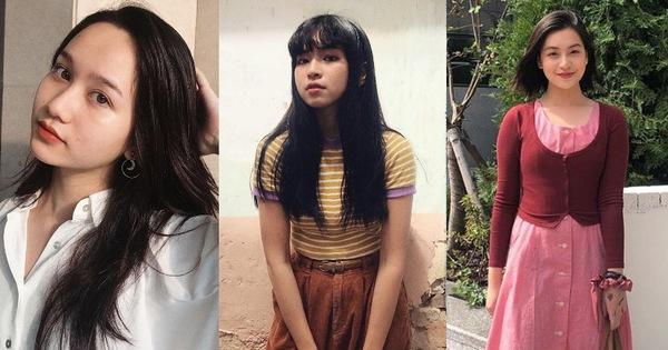 """Không """"đu đưa"""" theo trend nhưng 3 sao nữ """"Mắt Biếc"""" vẫn xinh đẹp quá mức với các kiểu tóc đơn giản"""