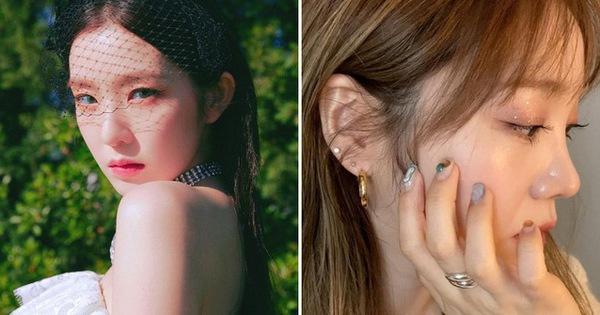 Học Irene (Red Velvet) 2 chiêu makeup đang hot tại Hàn Quốc để đẹp long lanh trong mùa lễ hội