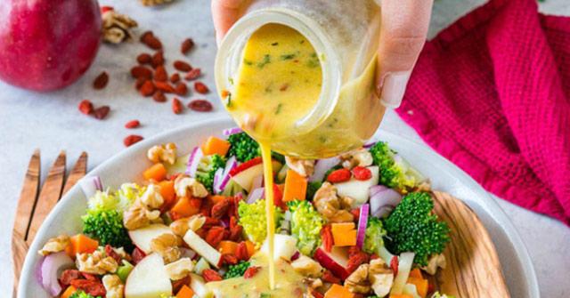 Tránh xa những sai lầm khi ăn món salad giảm cân để không tăng cân vùn vụt