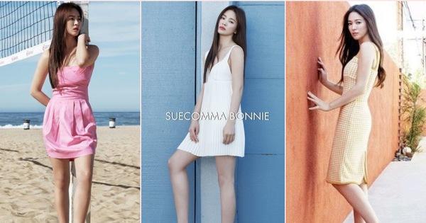 Quý cô độc thân hot nhất Kbiz gọi tên Song Hye Kyo: Diện váy ngắn khoe body nuột nà đến gái đôi mươi cũng phải ghen tị