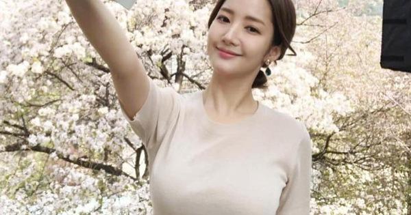 Lên đồ đỉnh cao phải như Park Min Young: Diện toàn đồ kín mà vẫn khéo khoe body chuẩn từng milimet mới tài