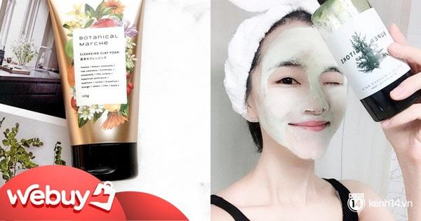 Càng ngày da càng yếu ớt, hội chị em 30+ nên rinh ngay 5 sữa rửa mặt hữu cơ để chống già cho da